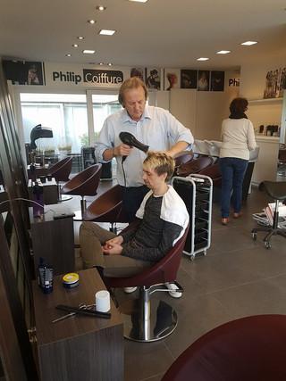 Haarkapper in de schijnwerper - Roeselare: Philip Coiffure