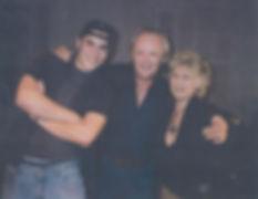 Richie Chance met Anthony Hopkins en Bob