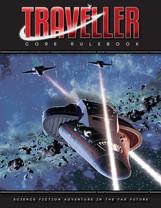 Tabletop rollenspelrecensie: Traveller Second Edition - Core Rulebook (2020 versie)
