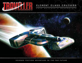 Tabletop rollenspelsupplementrecensie: Traveller Second Edition - Element Class Cruisers