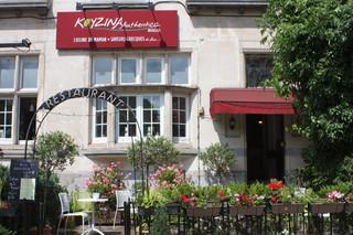 Restaurantrecensie: Ukkel - Koyzina Authentica