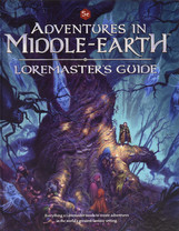 Rollenspelbespreking - Adventures in Middle-Earth: Loremaster Guide