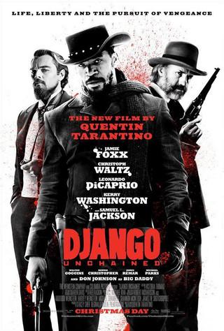 Dvd bespreking: Django Unchained