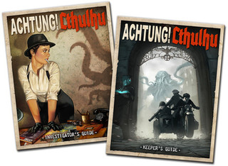 Interview: Achtung! Cthulhu