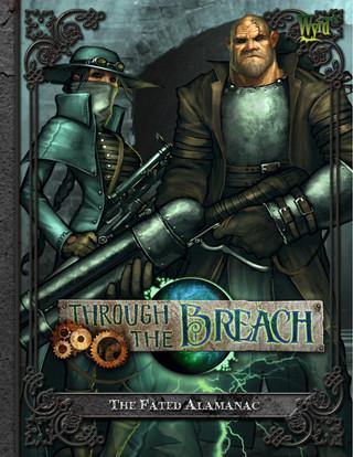 Recensie: Through the Breach - The Fated Almanac