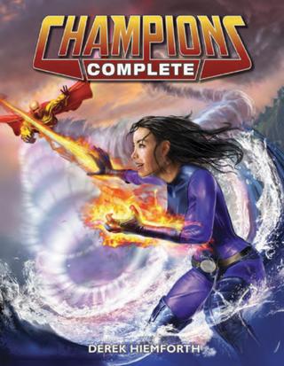 Rollenspelbespreking: Champions Complete
