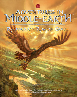 Rollenspelsupplementrecensie: Adventures in Middle-Earth - Rhovanion Region Guide