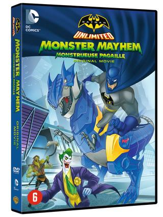 Persbericht: Batman Unlimited - Monster Mayhem