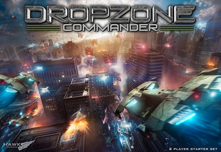 Recensie: Dropzone Commander - 2 Player Starter Set