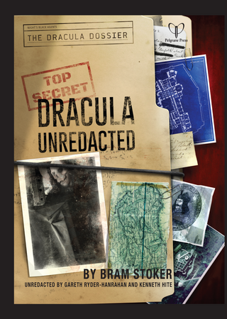 Recensie: Night's Black Agents - Dracula Unredacted & The Dracula Dossier