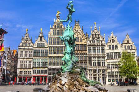 PROMO acteerles Antwerpen - 20+3 beurten