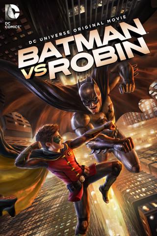 Dvd-bespreking: Batman vs Robin