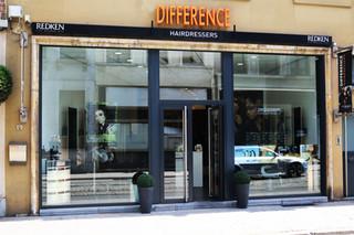 Haarkapper: Antwerpen - Difference