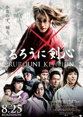 Blu-ray bespreking: Rurouni Kenshin