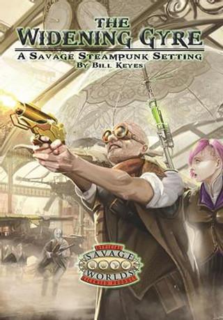 Rollenspelwereldrecensie: Savage Worlds - The Widening Gyre