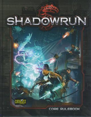Recensie: Shadowrun - Fifth Edition Core Rulebook