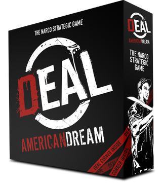 Bordspelbespreking: Deal - American Dream