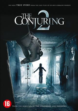 Persbericht: The Conjuring 2 is vanaf 12 oktober beschikbaar opblu-ray™, DVD en Video on Demand
