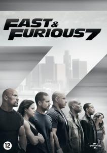 Persbericht: Fast & Furious 7