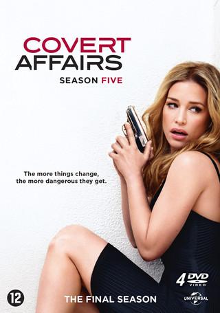 Persbericht: Covert Affairs - Season 5