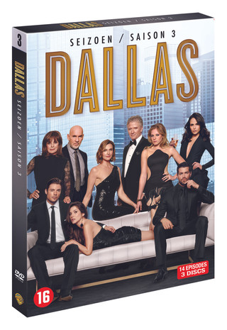 Persbericht: Dallas - Seizoen 3