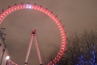 Attractie: Londen - Coca Cola London Eye