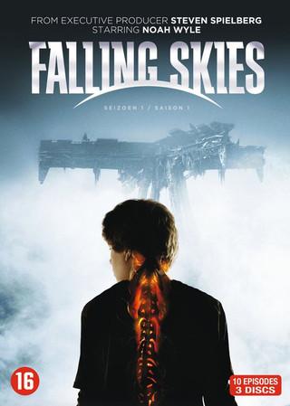 Dvd bespreking: Falling Skies - Seizoen 1