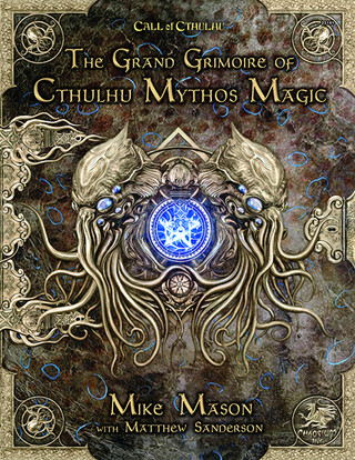 Rollenspelsupplementbespreking: Call of Cthulhu - The Grand Grimoire of Cthulhu Magic