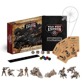 Miniatures battlebespreking: Wild West Exodus - Gunfight at Red Oak