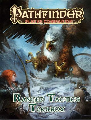 Rollenspelbespreking: Pathfinder Roleplaying Game - Ranged Tactics Toolkit