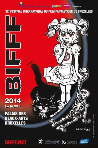 Brussels International Fantastic Film Festival 2014