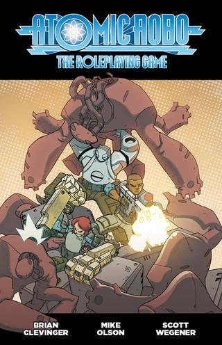 Rollenspelbespreking: Atomic Robo
