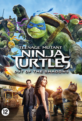 Persbericht: Teenage Mutant Ninja Turtles - Out of the Shadows beschikbaar vanaf oktober