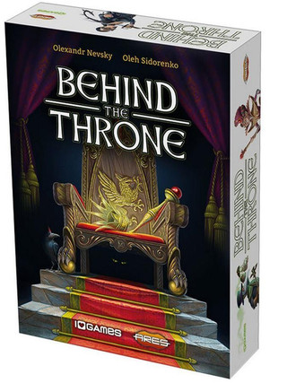 Bordspelbespreking: Behind the Throne