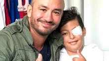 Steun Chemsedine in zijn gevecht tegen kanker