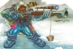 Dwarf Hunter Color