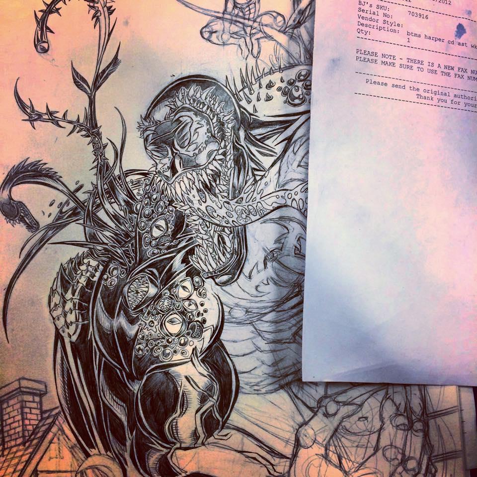 Venom (work in progress)