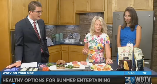 Healthy Options For Summer Entertaining