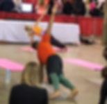 Ali Brigham teaching Intelligent Functional Fitness