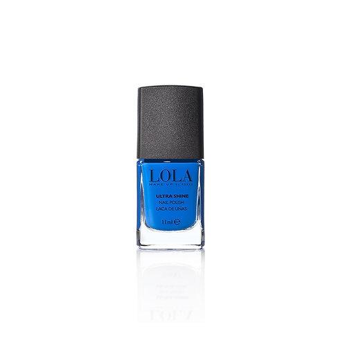 Lola Nail Polish Malibu Blue
