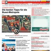 Bildzeitung, Munich, Germany