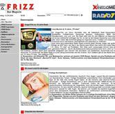 FRIZZ Magazin, Germany