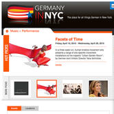 Germany in NYC, USA