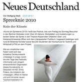 Neues Deutschland, Berlin, Germany
