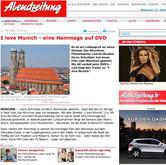 Abendzeitung, Munich, Germany