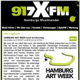 917XFM, Hamburg, Germany