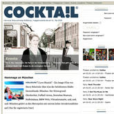 Cocktail Magazin, Germany