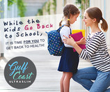 Kids are back in school...make time for YOU!