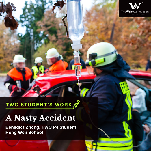 A Nasty Accident