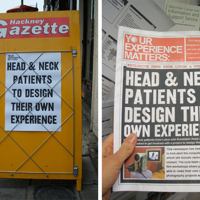 How can we engage patients and staff to co-design and improve the healthcare experience?